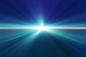 BLUE SPACE LIGHT