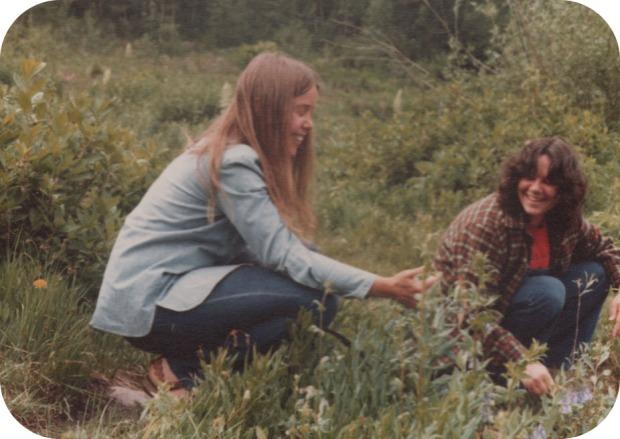 KATE WOLF AND NINA GERBER