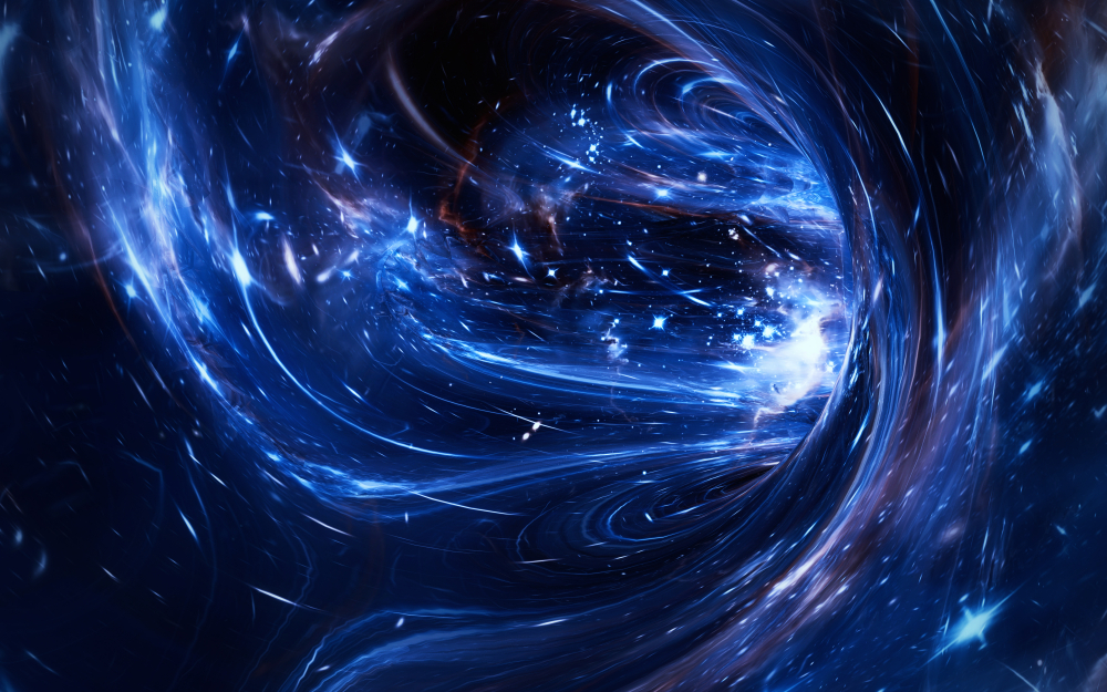 Time Travel Vortex
