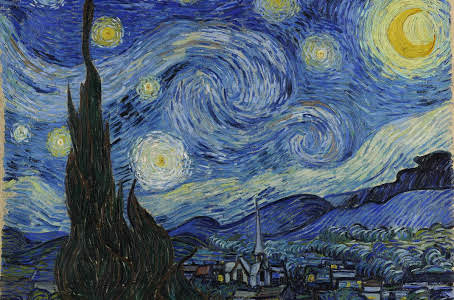 Famous Oil Paintings By Vincent Van Gogh