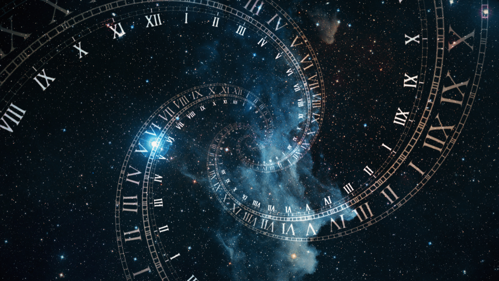 The Time Travel Spiral