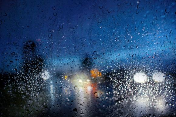 drizzle of the rain
